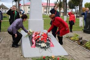 1 октября - 76 лет освобождения Краснопольщины от немецко-фашистских захватчиков