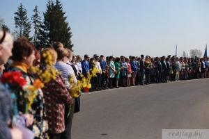 33-ая годовщина аварии на ЧАЭС