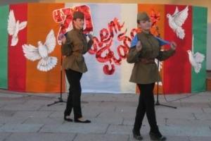 Празднование 70-летие Победы советского народа в Великой Отечественной войне