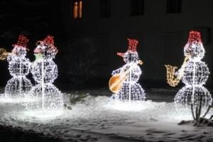 Новогодняя Краснопольщина