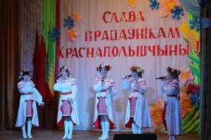 Торжественное собрание по подведению итогов социально-экономического развития Краснопольского района за 2016 год