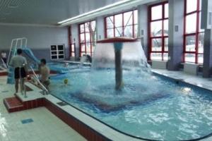 Открытие бассейна с аквапарком в г.п.Краснополье