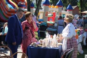 Фестиваль народных промыслов и ремёсел