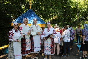 I Региональный фестиваль фольклорного искусства «Чары сівой даўніны»