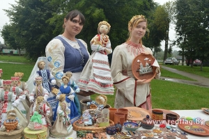 IV региональный фестиваль народных промыслов и ремесел «Краснапольскі глечык»