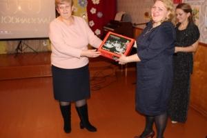 55 лет ГУО «Детская школа искусств г.п.Краснополье»