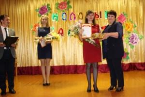 Награждение участников районного фестиваля-конкурса «Молодые таланты Краснопольщины»