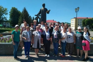 Экскурсия в г. Мстиславль