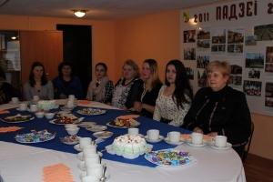 Встреча сучастниками конкурса «Молодой специалист»