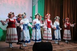 Юбилей  народного ансамбля народной песни
