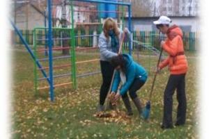 Акция «Белая Русь» — украшает Беларусь!»