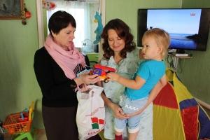 Участие в акции «Твори добро» к Международному Дню инвалидов