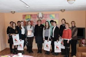 Встреча с победителями и участниками областных олимпиад по учебным предметам